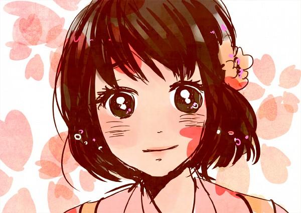 Tags: Anime, Yamamura, Axis Powers: Hetalia, Japan (Female), Nyotalia