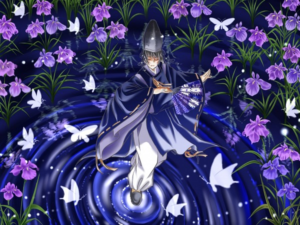 Tags: Anime, yoimachitsuki, Axis Powers: Hetalia, Japan, Walking On Water, Fanart From Pixiv, Fanart, Pixiv, Axis Power Countries, Asian Countries, Kiku Honda