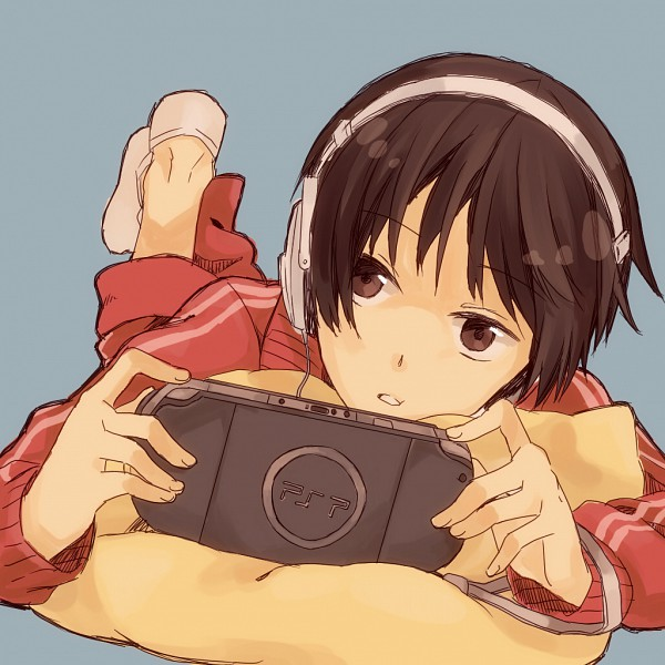 Tags: Anime, Pixiv Id 204150, Axis Powers: Hetalia, Japan, PSP, Fanart, Pixiv, Kiku Honda