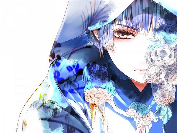 Tags: Anime, Doji, Pixiv Id 2122092, Axis Powers: Hetalia, Japan, Eye Flower, Pixiv, Fanart, Asian Countries