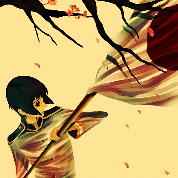 Tags: Anime, Axis Powers: Hetalia, Japan, Asian Countries