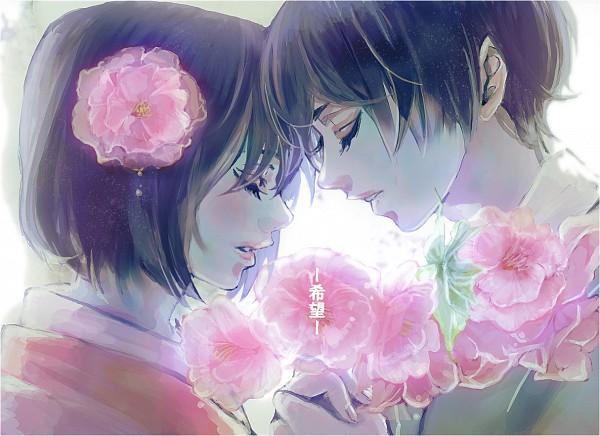 Tags: Anime, Ihirotang, Axis Powers: Hetalia, Japan, Japan (Female), Taiwan, Pray For Japan, deviantART, Nyotalia, Axis Power Countries, Asian Countries