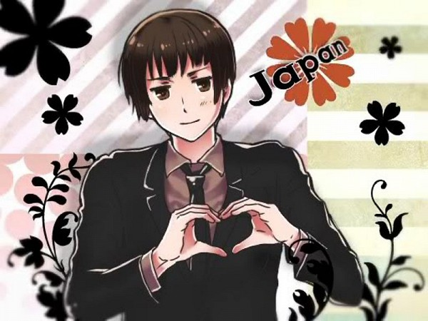 Japan - Axis Powers: Hetalia