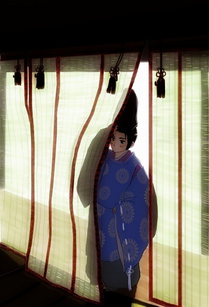 Tags: Anime, Pixiv Id 2769923, Axis Powers: Hetalia, Japan, Mobile Wallpaper, Fanart, Pixiv