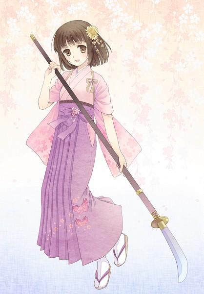 Tags: Anime, Noya / のや, Axis Powers: Hetalia, Japan, Japan (Female), Nyotalia, Axis Power Countries, Asian Countries