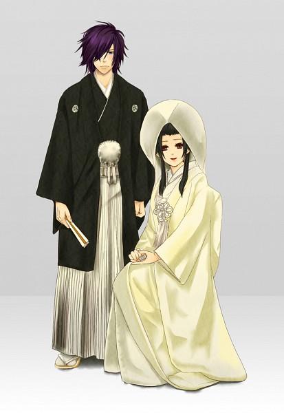 Japanese Wedding - Wedding