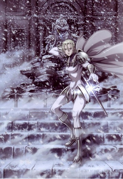 Jean (Claymore) - Claymore