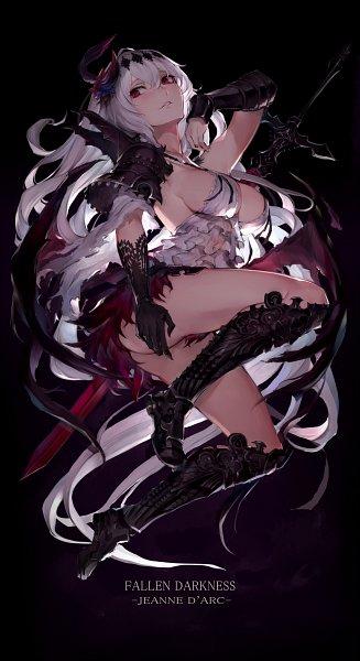 Astartea Shikei (ID)  Jeanne.d%27Arc.%28Dark%29.%28Granblue.Fantasy%29.600.2283133