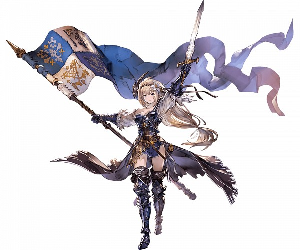 Jeanne d'Arc (Granblue Fantasy) - Granblue Fantasy