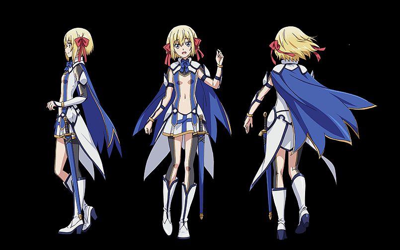 Jeanne d'Arc (Ulysses) - Ulysses: Jeanne d'Arc to Renkin no Kishi