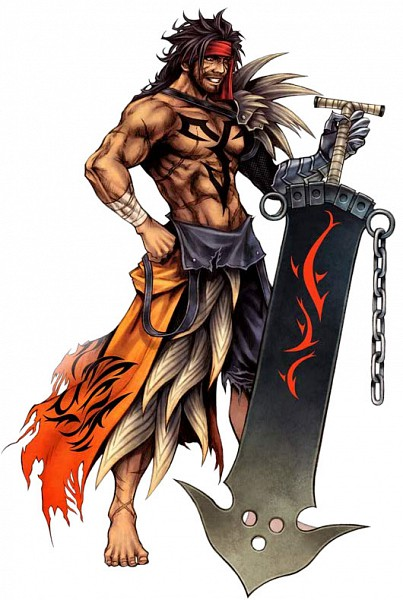 Jecht - Final Fantasy X
