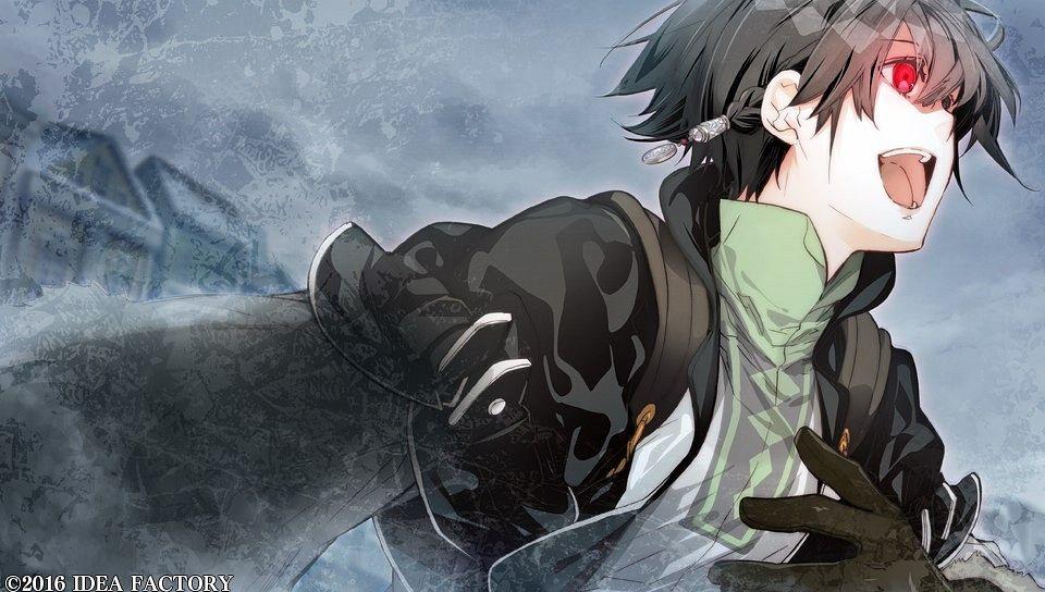 Tags: Anime, Yuiga Satoru, IDEA FACTORY, Otomate, Haitaka no Psychedelica, Jed (Haitaka no Psychedelica), CG Art