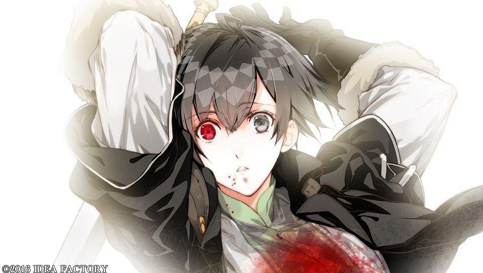 Tags: Anime, Yuiga Satoru, Otomate, IDEA FACTORY, Haitaka no Psychedelica, Jed (Haitaka no Psychedelica), CG Art