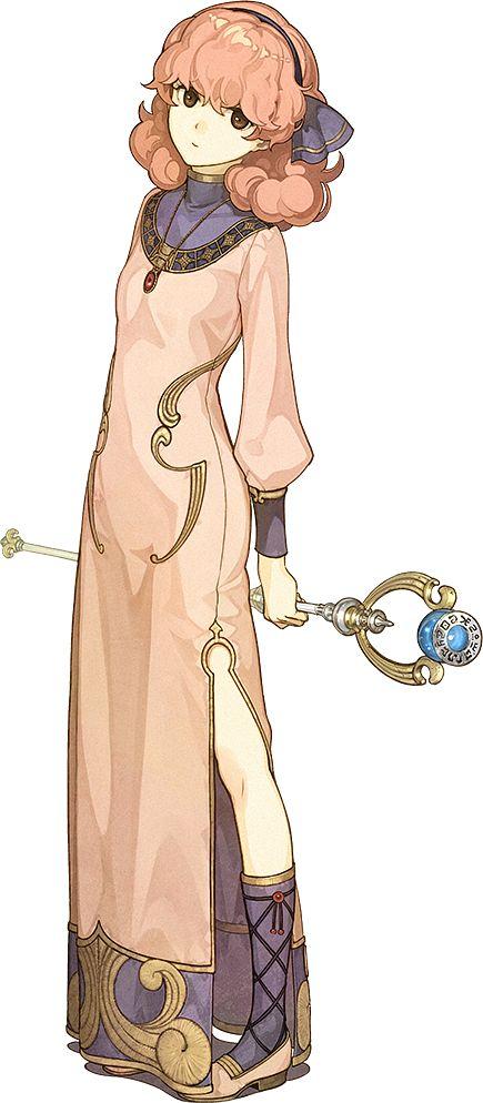 Jenny (Fire Emblem) (Genny (fire Emblem)) - Fire Emblem Gaiden