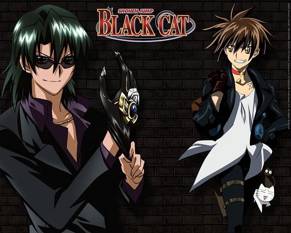 Jenos Hazard - Black Cat (Series)
