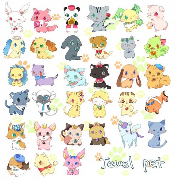 Jewelpet Series - Sanrio