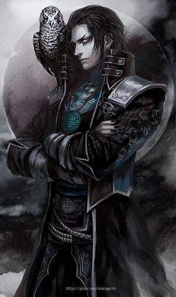 Jia Chong - Dynasty Warriors