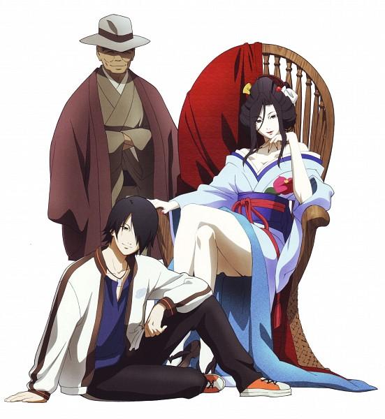 Tags: Anime, Jigoku Shoujo, Ichimoku Ren, Wanyuudou, Hone-Onna, Yamada Makoto, Hell Girl