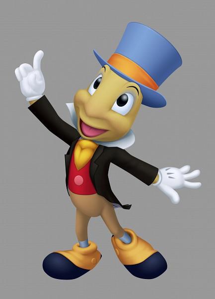Jiminy Cricket - Pinocchio
