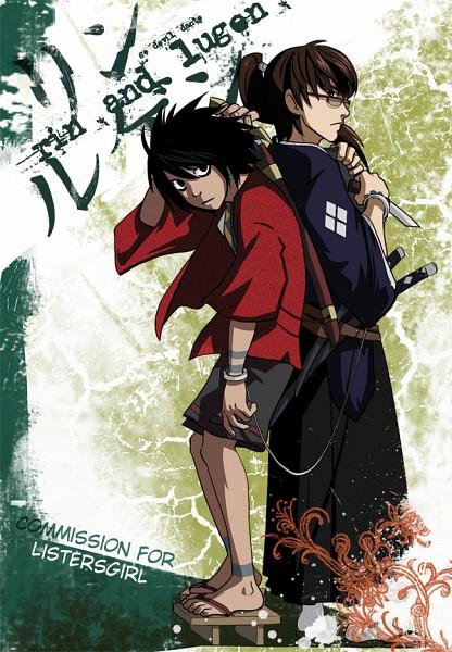 Jin (Samurai Champloo) (Cosplay) - Jin (Samurai Champloo)