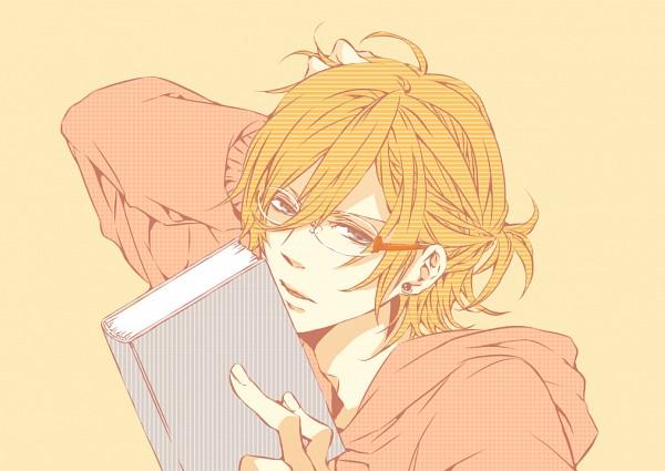 Tags: Anime, Pixiv Id 1859761, Uta no☆prince-sama♪, Jinguji Ren, Fanart, Pixiv