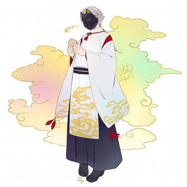 Tags: Anime, Pixiv Id 2796424, Jinja Kankeisha, Ema, Pixiv, Ema ni Negai wo!, Fanart, Fanart From Pixiv, Sound Horizon, Shrine Official