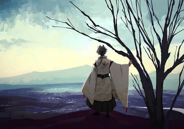 Tags: Anime, Pixiv Id 118532, Jinja Kankeisha, Pixiv, Fanart, Ema ni Negai wo!, Fanart From Pixiv, Sound Horizon, Shrine Official