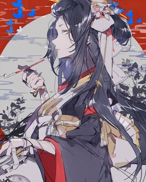 Tags: Anime, Pixiv Id 4162667, Touken Ranbu, Jiroutachi, PNG Conversion, Fanart