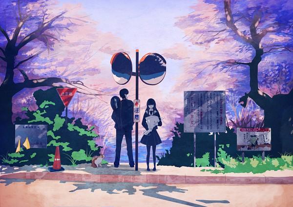 Tags: Anime, Jiru ( Pixiv 50476 ), Pixiv, Original