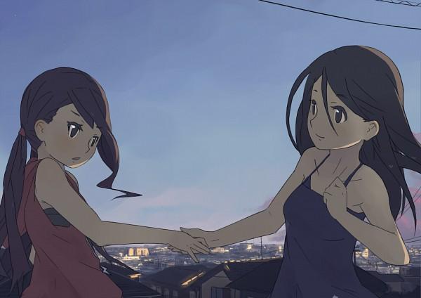 Tags: Anime, Jitsu Hidari, Pixiv, Original