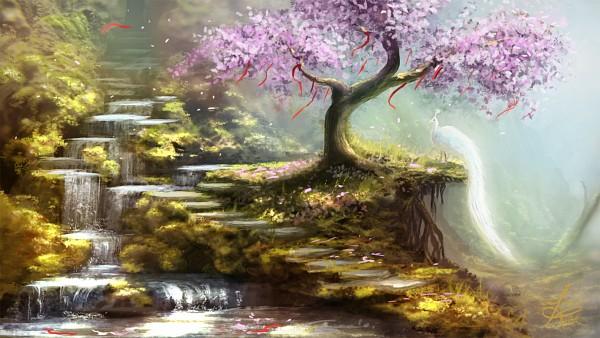 Tags: Anime, Jjpeabody, Peacock, Wallpaper, HD Wallpaper, Facebook Cover