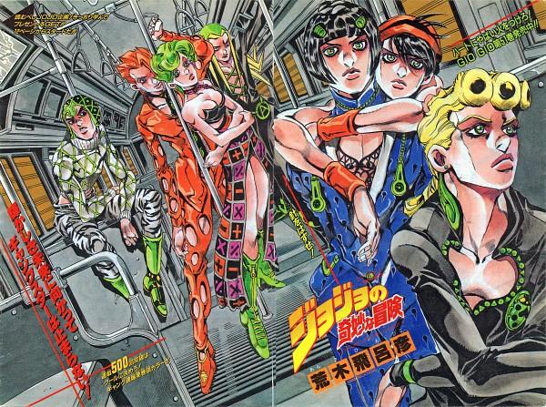 JoJo no Kimyou na Bouken (Jojo's Bizarre Adventure) - Araki Hirohiko