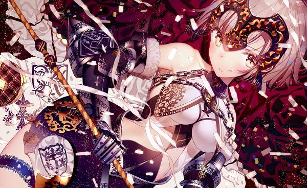 Tags: Anime, Atha (Pixiv3367474), Fate/Grand Order, Joan of Arc (Fate/Apocrypha), Joan Alter, PNG Conversion, Wallpaper