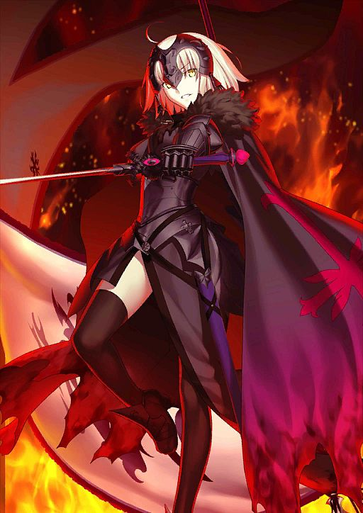 Joan Alter - Joan of Arc (Fate/Apocrypha)