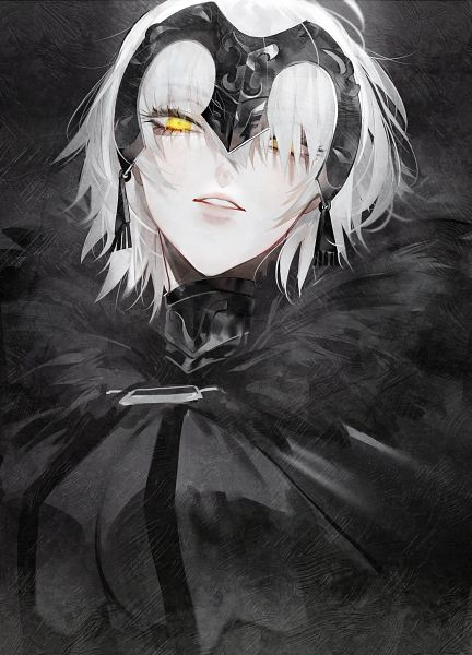 Tags: Anime, Pixiv Id 5376622, Fate/Grand Order, Joan Alter, Joan of Arc (Fate/Apocrypha), Black, Pixiv, Fanart, Fanart From Pixiv