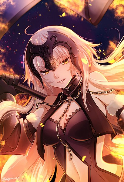 Tags: Anime, Pixiv Id 20681587, Fate/Grand Order, Joan of Arc (Fate/Apocrypha), Joan Alter