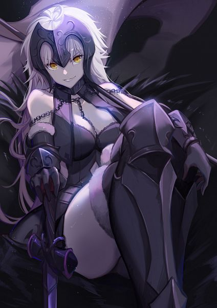 Tags: Anime, Pixiv Id 11129669, Fate/Grand Order, Joan of Arc (Fate/Apocrypha), Joan Alter