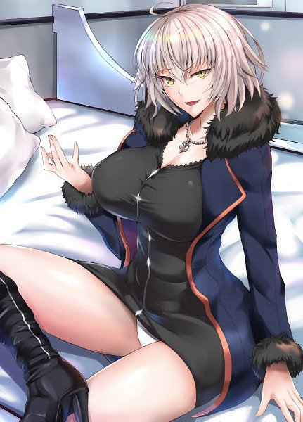 Tags: Anime, Pixiv Id 286977, Fate/Grand Order, Joan of Arc (Fate/Apocrypha), Joan Alter