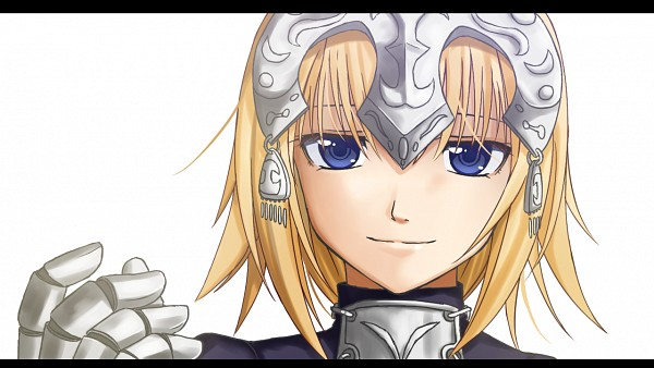 Tags: Anime, TYPE-MOON, Fate/Apocrypha, Joan of Arc (Fate/Apocrypha), Wallpaper