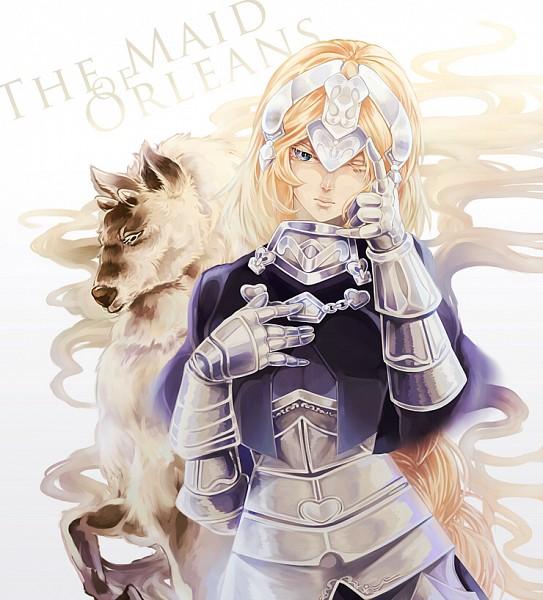 Tags: Anime, Pixiv Id 77481, Fate/Apocrypha, Joan of Arc (Fate/Apocrypha), Fanart, Fanart From Pixiv, Pixiv