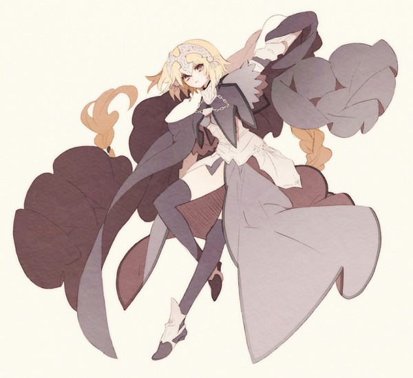 Tags: Anime, Tsumigiru, TYPE-MOON, Fate/Apocrypha, Joan of Arc (Fate/Apocrypha), Fanart From Pixiv, Pixiv, Fanart