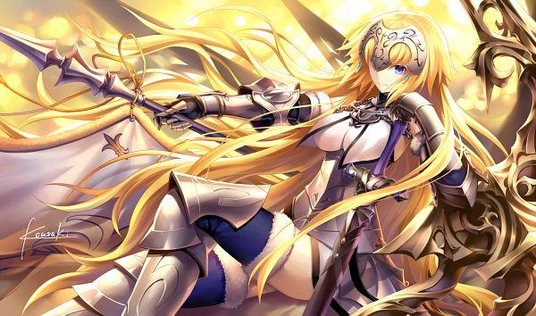 Tags: Anime, Kousaki Rui, Fate/Grand Order, Joan of Arc (Fate/Apocrypha)