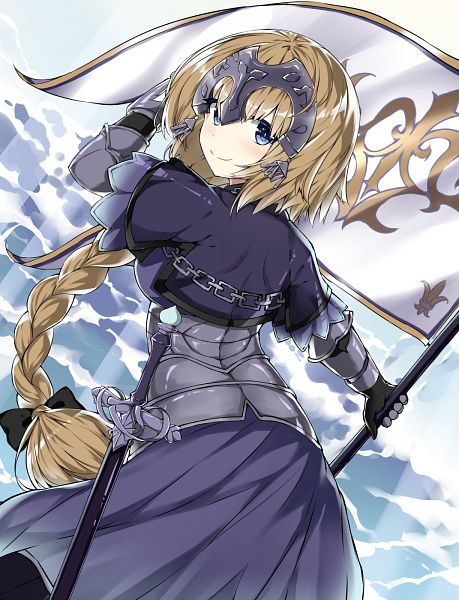 Tags: Anime, Pixiv Id 17014316, Fate/Grand Order, Joan of Arc (Fate/Apocrypha)