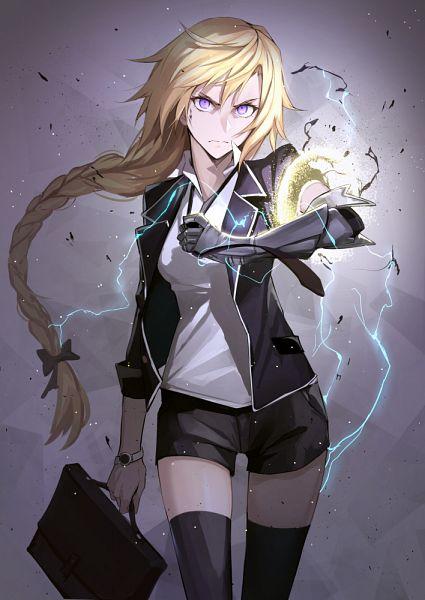 Tags: Anime, Ikemeru, Fate/Apocrypha, Joan of Arc (Fate/Apocrypha), Revision
