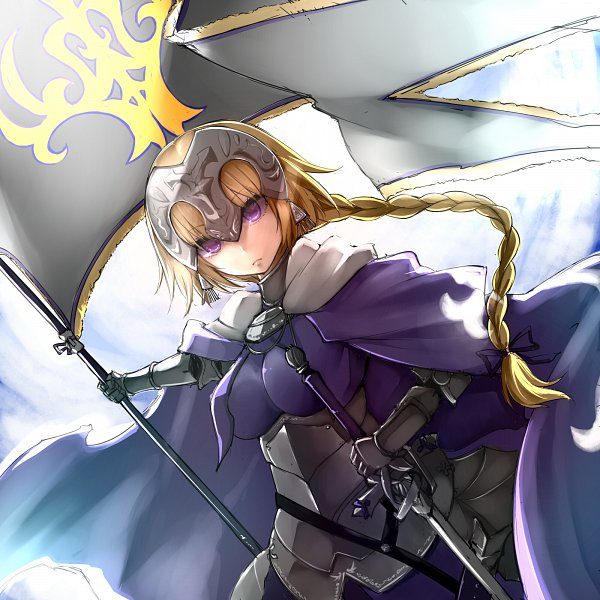 Tags: Anime, Pixiv Id 8714212, Fate/Grand Order, Joan of Arc (Fate/Apocrypha)