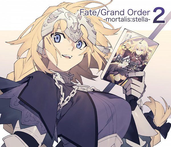Tags: Anime, Shiramine, Fate/Grand Order -mortalis:stella-, Fate/Grand Order, Joan of Arc (Fate/Apocrypha), Official Art, Twitter