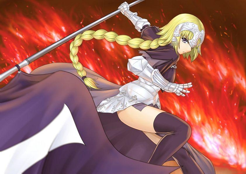 Tags: Anime, 210ten, TYPE-MOON, Fate/Apocrypha, Joan of Arc (Fate/Apocrypha), Pixiv, Fanart