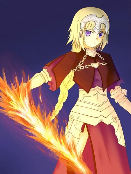 Tags: Anime, Fate/Apocrypha, Joan of Arc (Fate/Apocrypha)