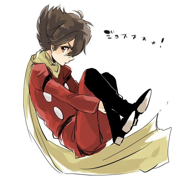 Tags: Anime, Pixiv Id 390413, Cyborg 009, Joe Shimamura, Fanart, Fanart From Pixiv, Pixiv