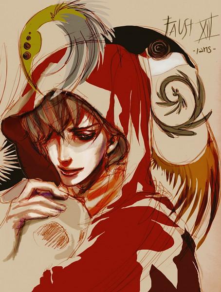 Tags: Anime, Rans (Artist), Shaman King, Johann Faust VIII, deviantART, Fanart
